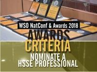 WSO 2019 Awards